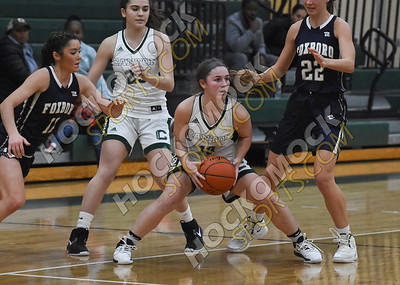 Canton - Foxboro Girls Basketball 1-2-20