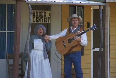 Railroads and Cowboys