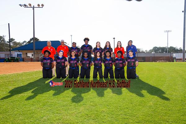 2021 Varsity  Softball