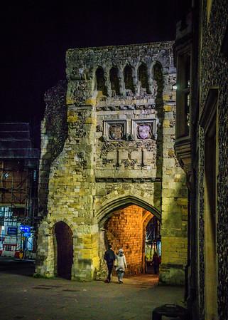 Stratford, Warwick Castle, Leeds, Winchester - Dec '17