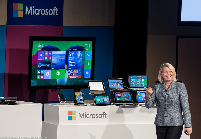 Microsoft CIO Summit speaker.