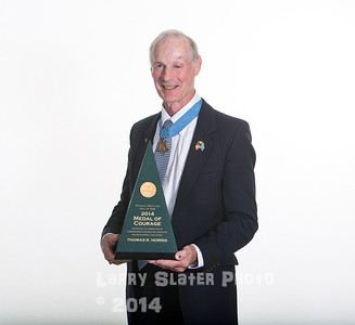 Tom Norris, Medal of Courage