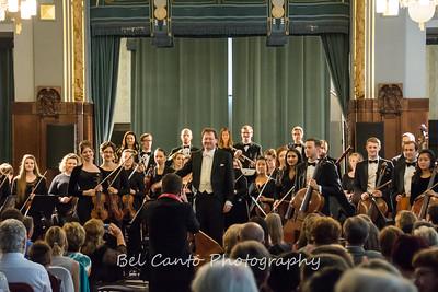 Mozart Orchestral Concert
