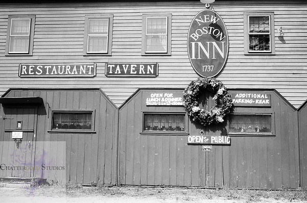 New Boston Inn, Sandisfield, MA- Established 1737