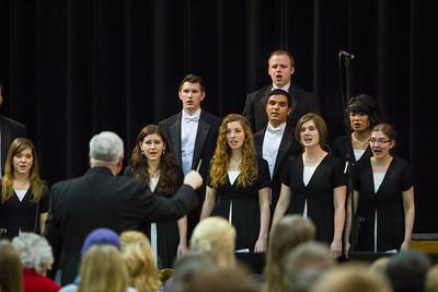 Madrigal Choir 2015