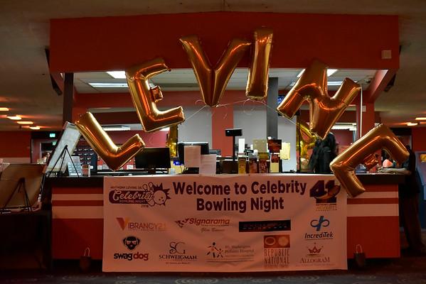 Levine Bowling Fundraiser