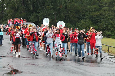 Shelbyville ISD hosts 2019 Homecoming Parade & Pep Rally