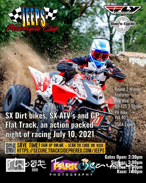 Jeeps SX 2021 Magazine Round 3