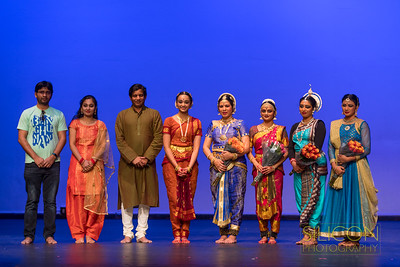 Indian Classical Arts Academy's Natya Vizha
