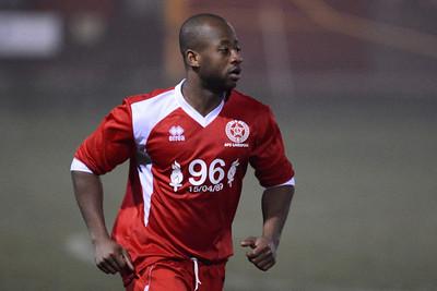 Winsford United (h) L 2-1