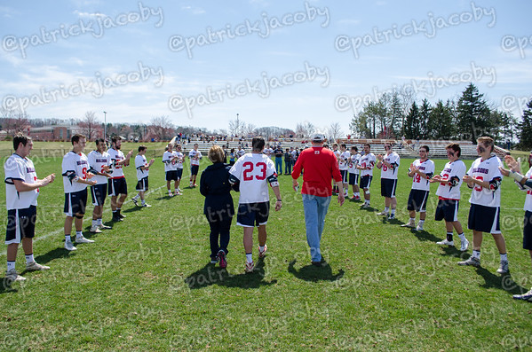 vs. Arcadia 4/12 (Senior Day)