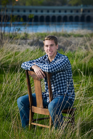 Senior Portrait: Alec Michna