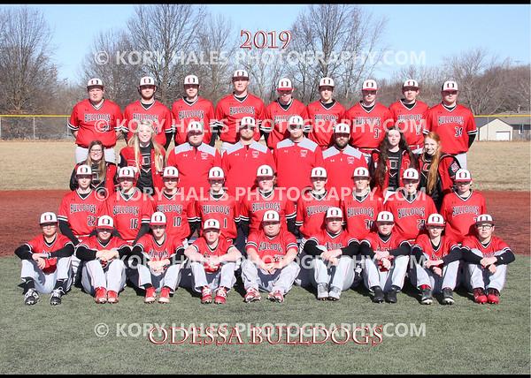 2019 OHS Baseball