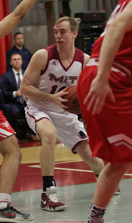 MIT-WPI Men's Basketball Jan. 2, 2019
