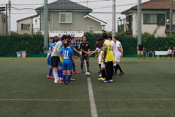 2014 Fall MS Boys Soccer