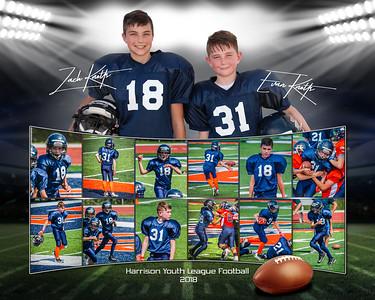 Knotts Brothers Football