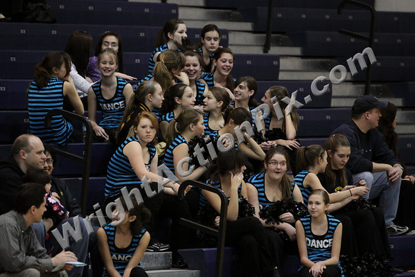 2009 03 05 Freshman Dance Team