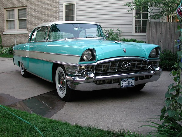 '56 Packard Executive