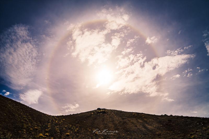 Sun in Ladakh