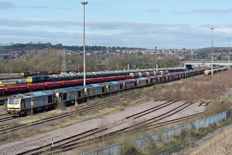 Toton Depot Overview 5