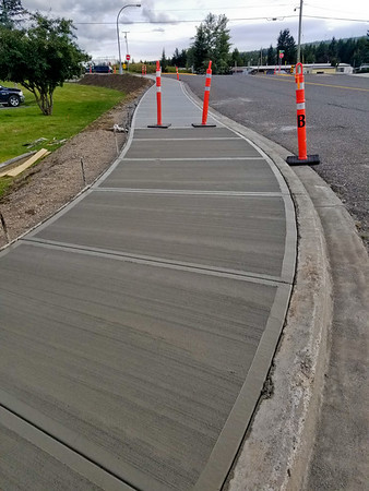 Sidewalk Projects