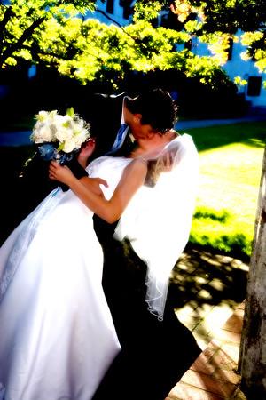 2006 brandon and ashley wedding