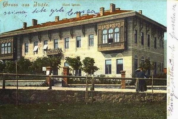 Ilidza - Hotel Igman.jpg