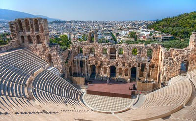 Greece, Athens, Acropolis 2013