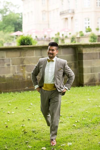 La Rici Photography - Werneck Castle Wedding -37.jpg