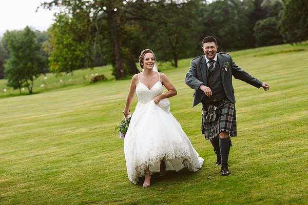 Laura & Darren Wedding