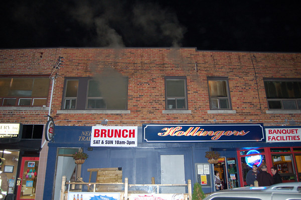 October 19, 2006 - Working Fire - 1022 Coxwell Ave