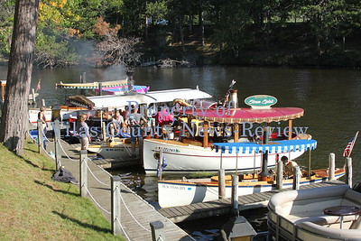 Upper Mississippi Steamboat Group's Annual Fall Outing