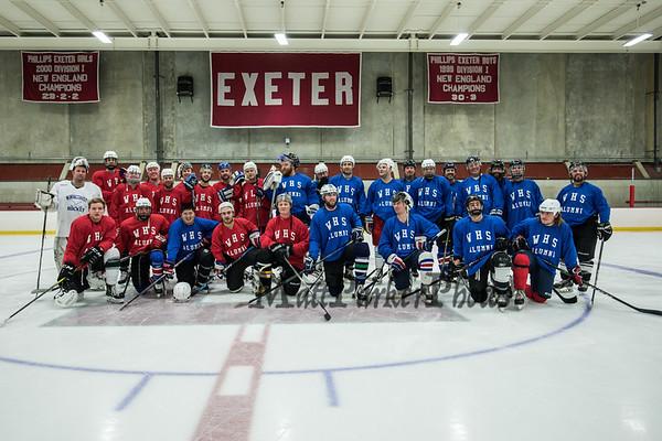 2020-1-25 Winnacunnet Alumni Hockey Game