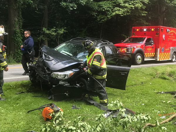 Route 82 Accident