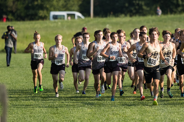 Cross Country Franklin Invite