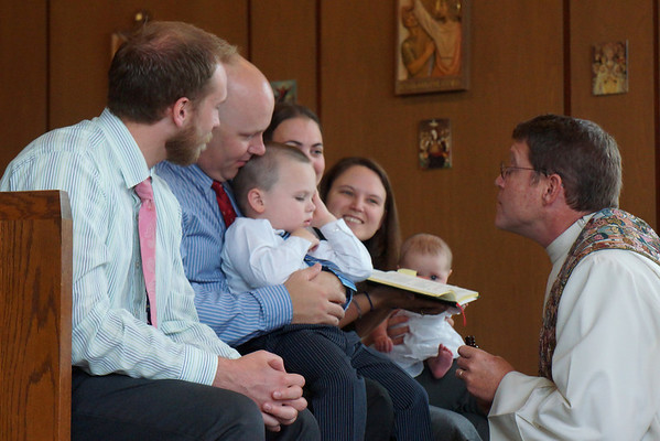 McCarthy Baptism
