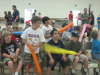 N Alabama District Primary & Junior Camp, Calera AL, June 2008