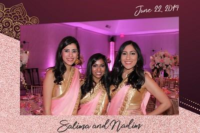 Salima and Nadim's Wedding-6/22/2019