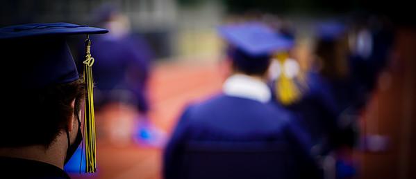 Queensbury High School 2020 Graduation