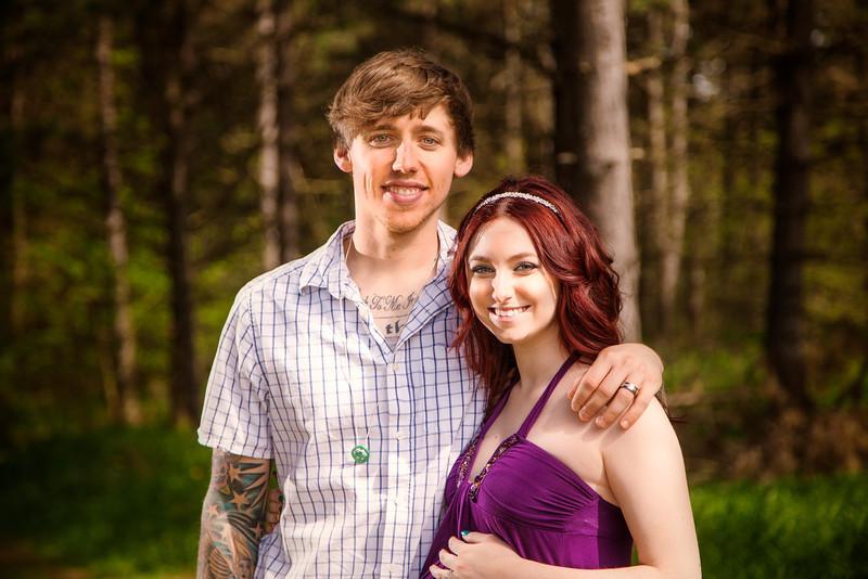 Nate & Megan Maternity