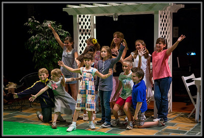 2009 Theater Workshop--Week 1