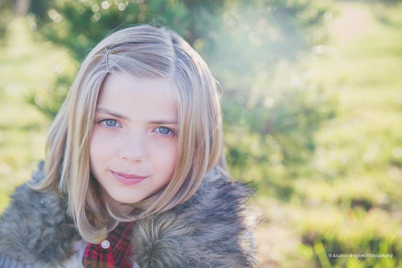 Children's Portrait Sample Collection