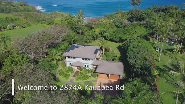 2874 Kauapea Road Video