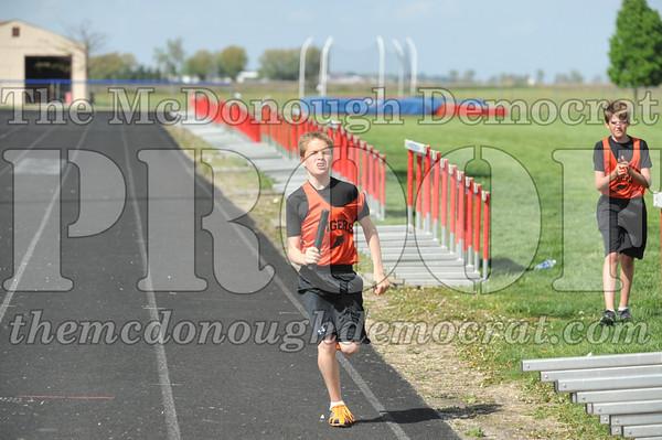 JH Tr Sectionals Boys Running-Girls Field 05-07-11