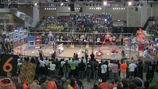 Alamo Regional 2013 Match Videos