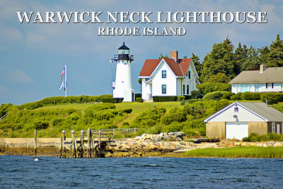 Warwick Neck Lighthouse, Rhode Island