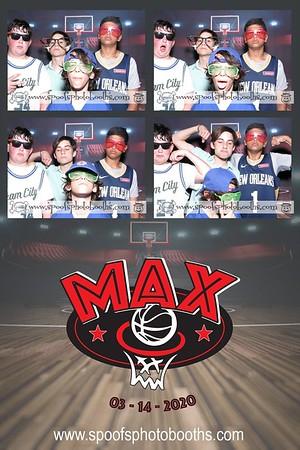 2020.03.14 Max's Bar Mitzvah