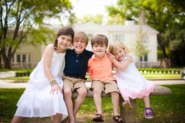 The Wheeler Kids
