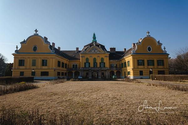 Nagytétényi Kastély - Wedding place