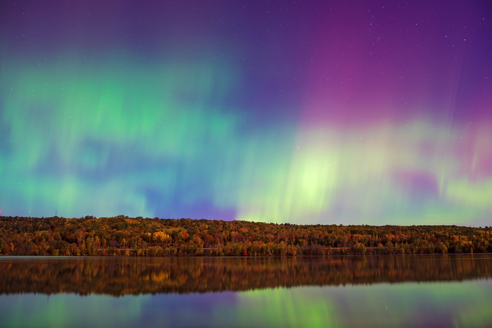 The 10 Best Places to See the Northern Lights - USA